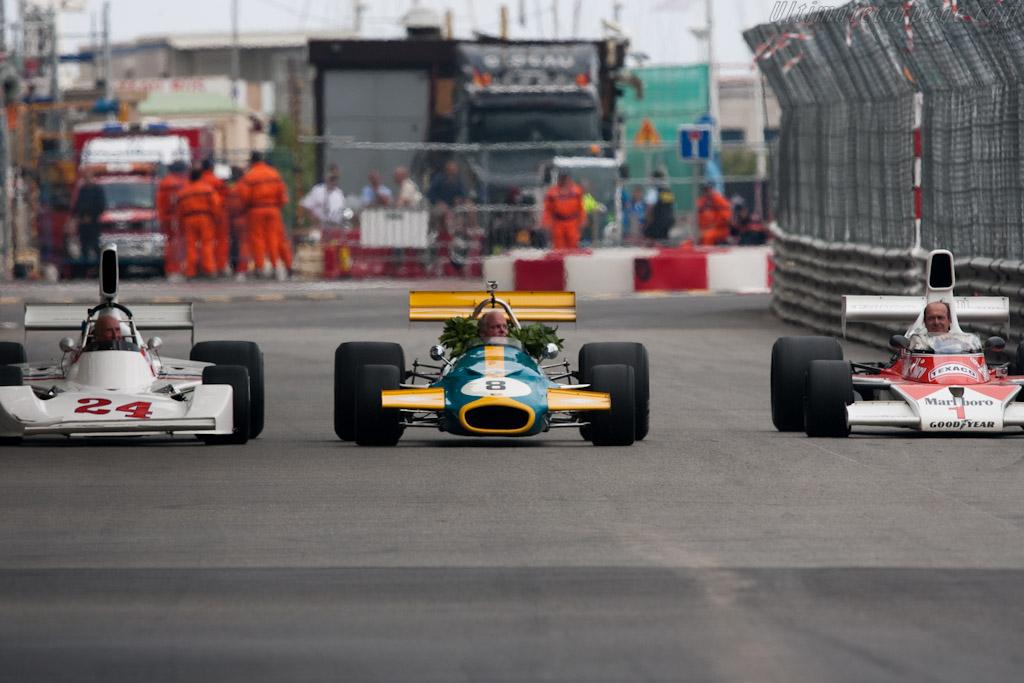 Brabham BT33 Cosworth - Chassis: BT33/1 - Driver: Duncan Dayton  - 2010 Monaco Historic Grand Prix