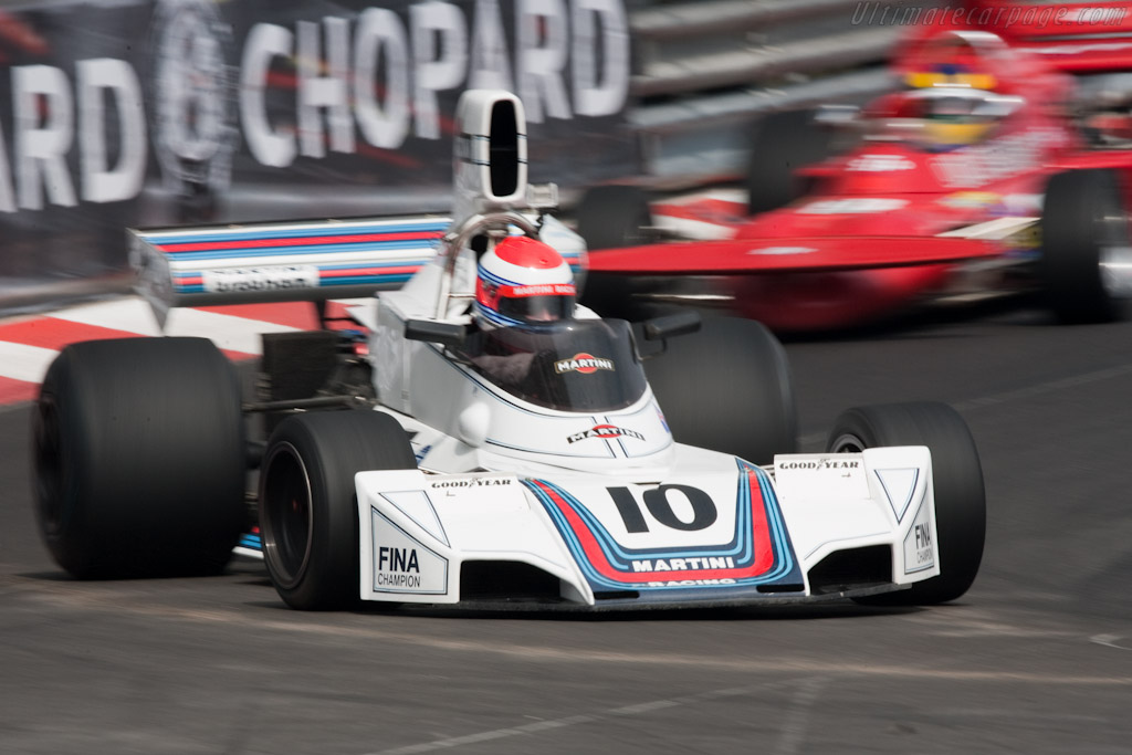 Brabham BT42/44    - 2010 Monaco Historic Grand Prix