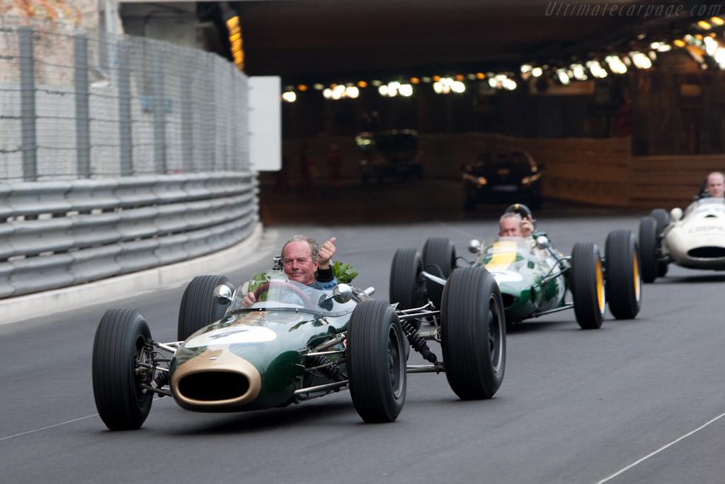 Brabham BT7 Climax - Chassis: F1-1-63 - Driver: James King  - 2010 Monaco Historic Grand Prix