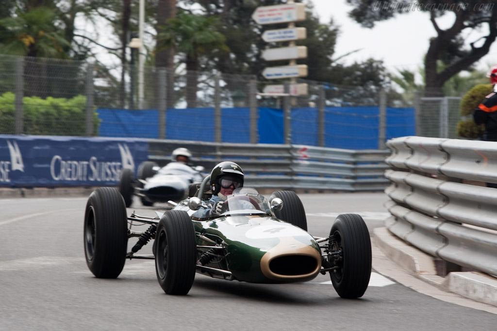 Brabham BT7 Climax - Chassis: F1-1-63   - 2010 Monaco Historic Grand Prix