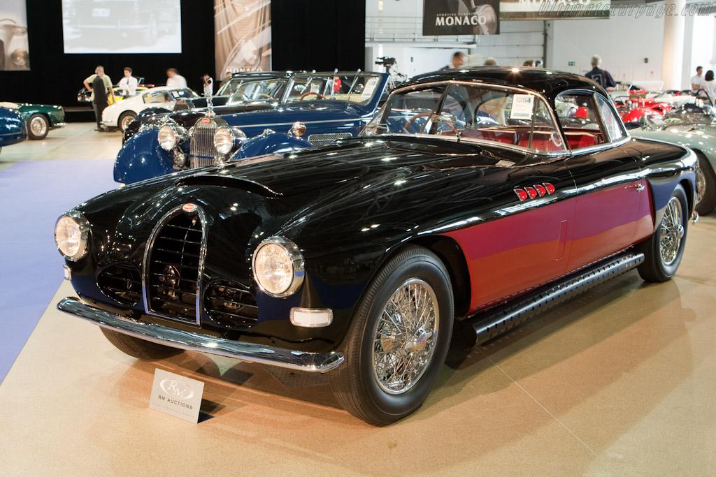 Bugatti Type 101 Antem Coupe - Chassis: 101504   - 2010 Monaco Historic Grand Prix