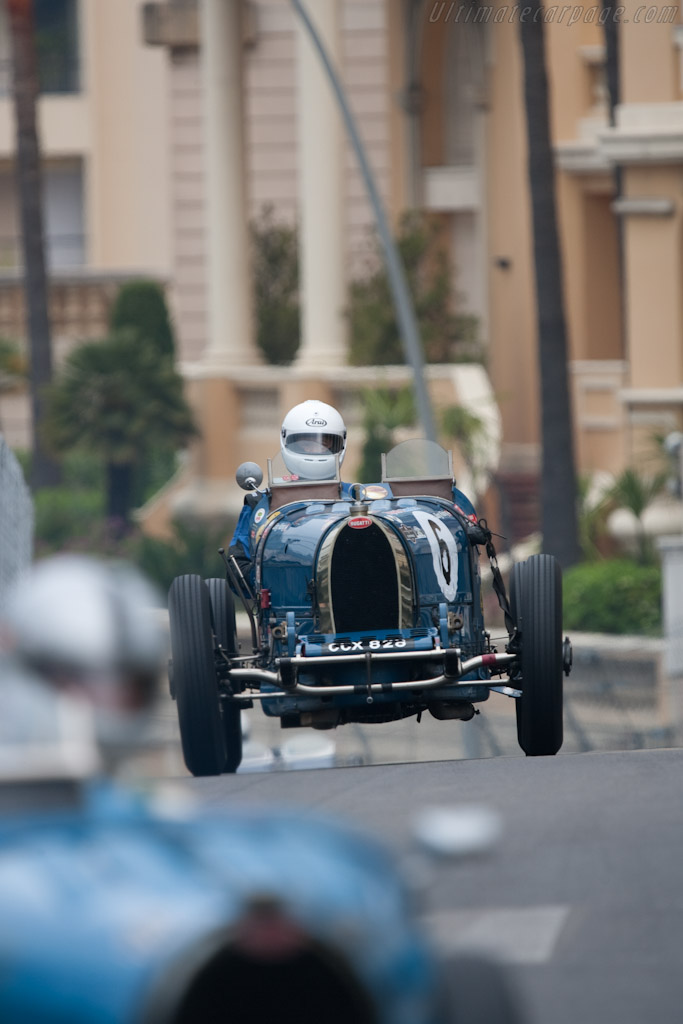 Bugatti Type 37A    - 2010 Monaco Historic Grand Prix