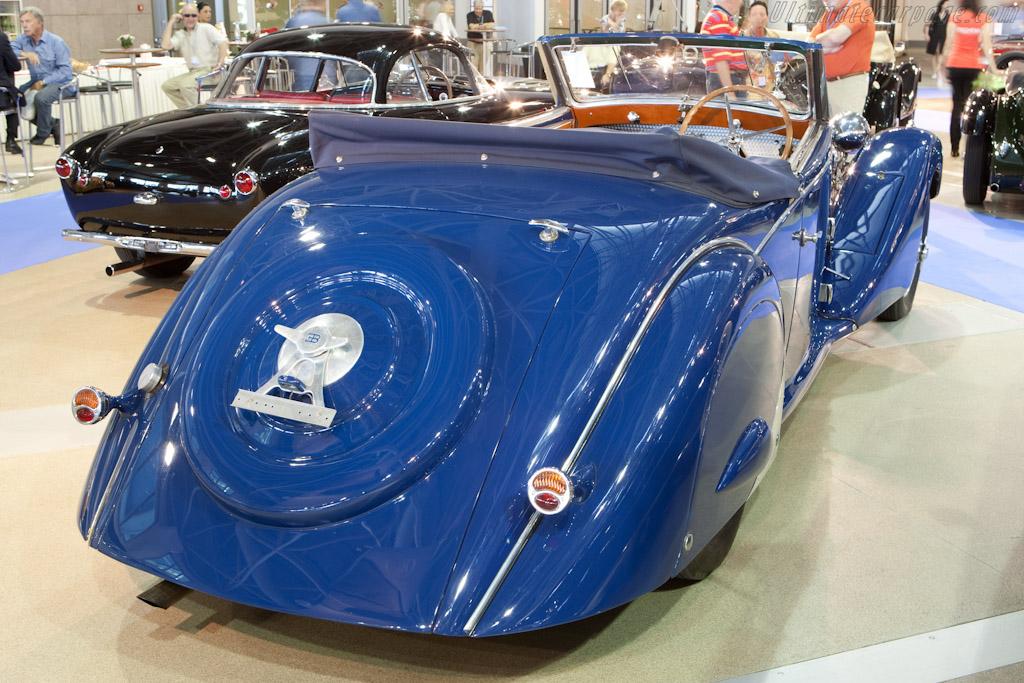 Bugatti Type 57 Stelvio - Chassis: 57435   - 2010 Monaco Historic Grand Prix
