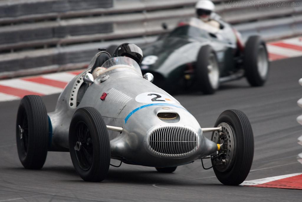 CTA Arsenal    - 2010 Monaco Historic Grand Prix