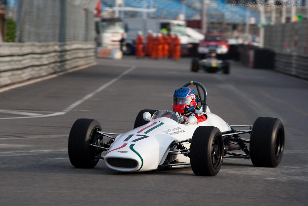Chevron B15    - 2010 Monaco Historic Grand Prix