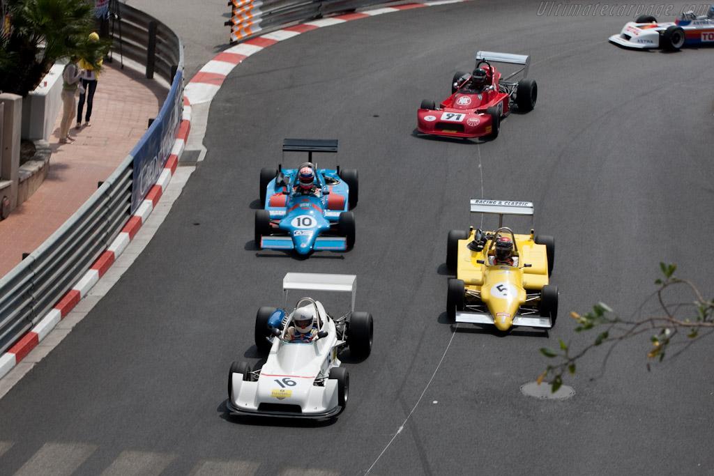 Chevron B38    - 2010 Monaco Historic Grand Prix