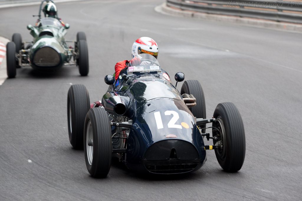 Connaught A-Type - Chassis: A8   - 2010 Monaco Historic Grand Prix