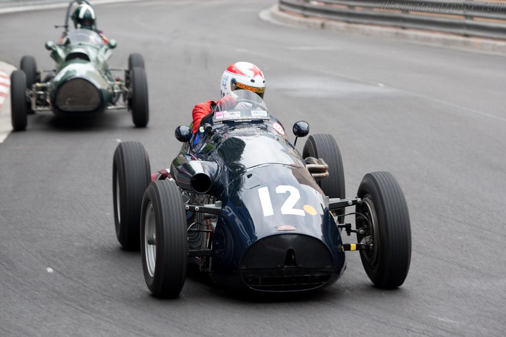 Connaught A-Type - Chassis: A8   - 2010 Monaco Historic Grand Prix