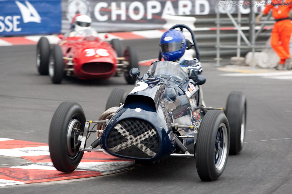Cooper Bristol Mk1    - 2010 Monaco Historic Grand Prix
