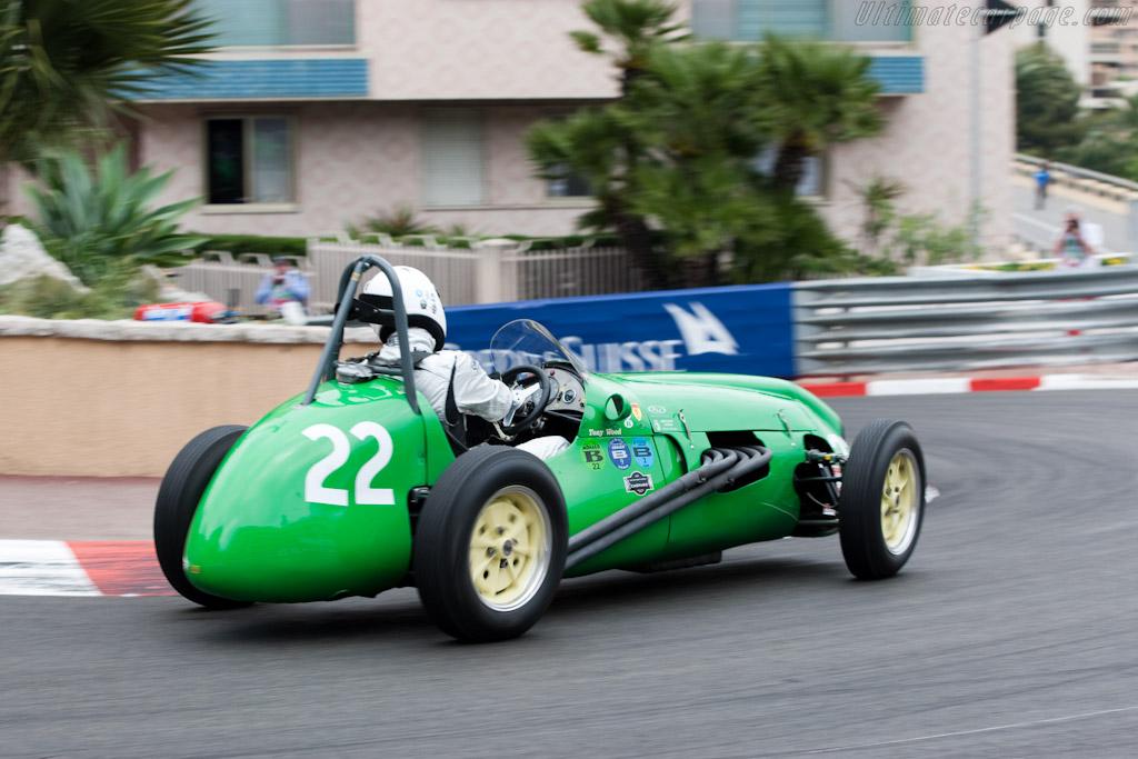 Cooper Bristol Mk2    - 2010 Monaco Historic Grand Prix