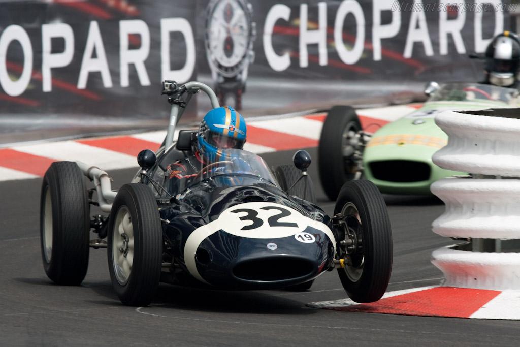 Cooper T51 Climax    - 2010 Monaco Historic Grand Prix
