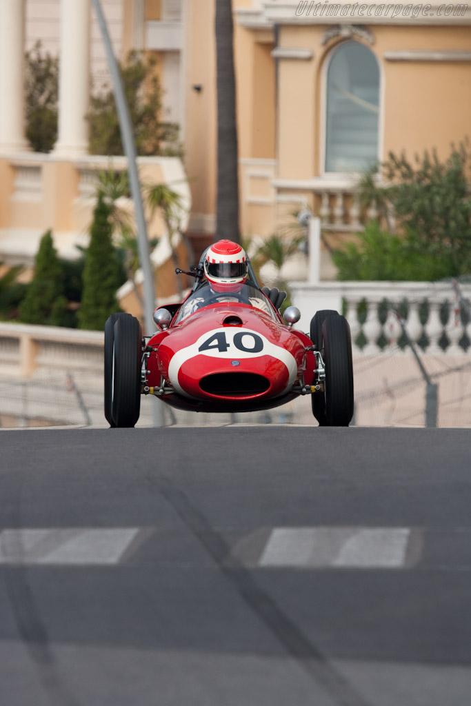 Cooper T51 Maserati    - 2010 Monaco Historic Grand Prix