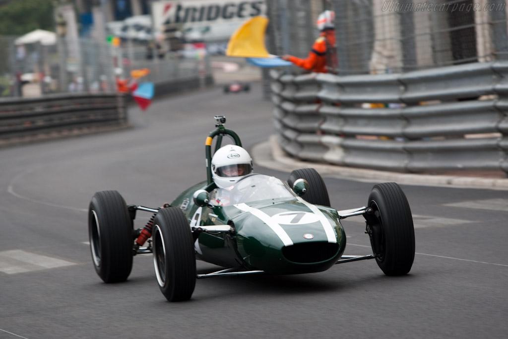 Cooper T76    - 2010 Monaco Historic Grand Prix