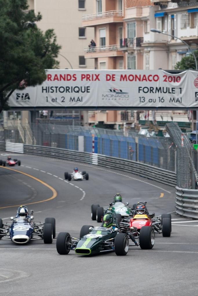 Crossle 17F    - 2010 Monaco Historic Grand Prix
