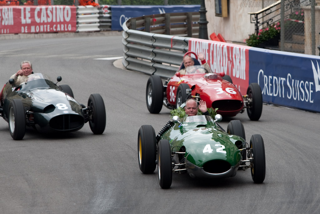 Duncan Dayton - Lotus 16 - Chassis: 364   - 2010 Monaco Historic Grand Prix
