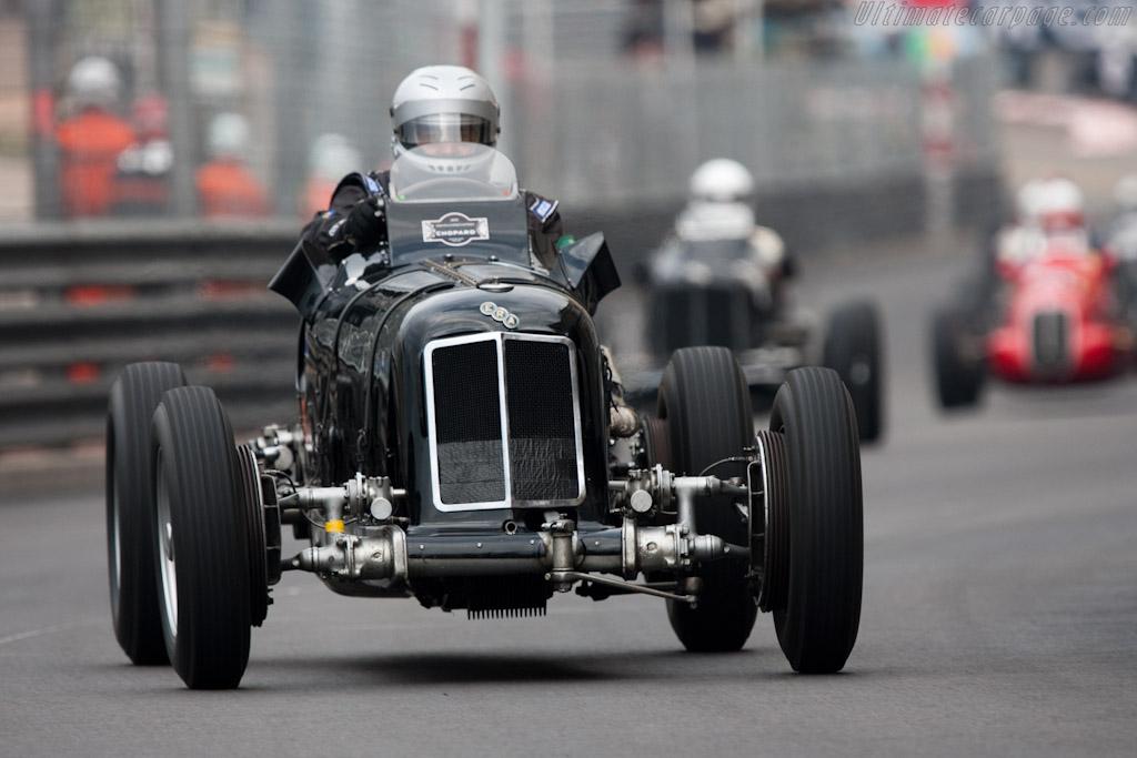 ERA R4D - Chassis: R4D   - 2010 Monaco Historic Grand Prix