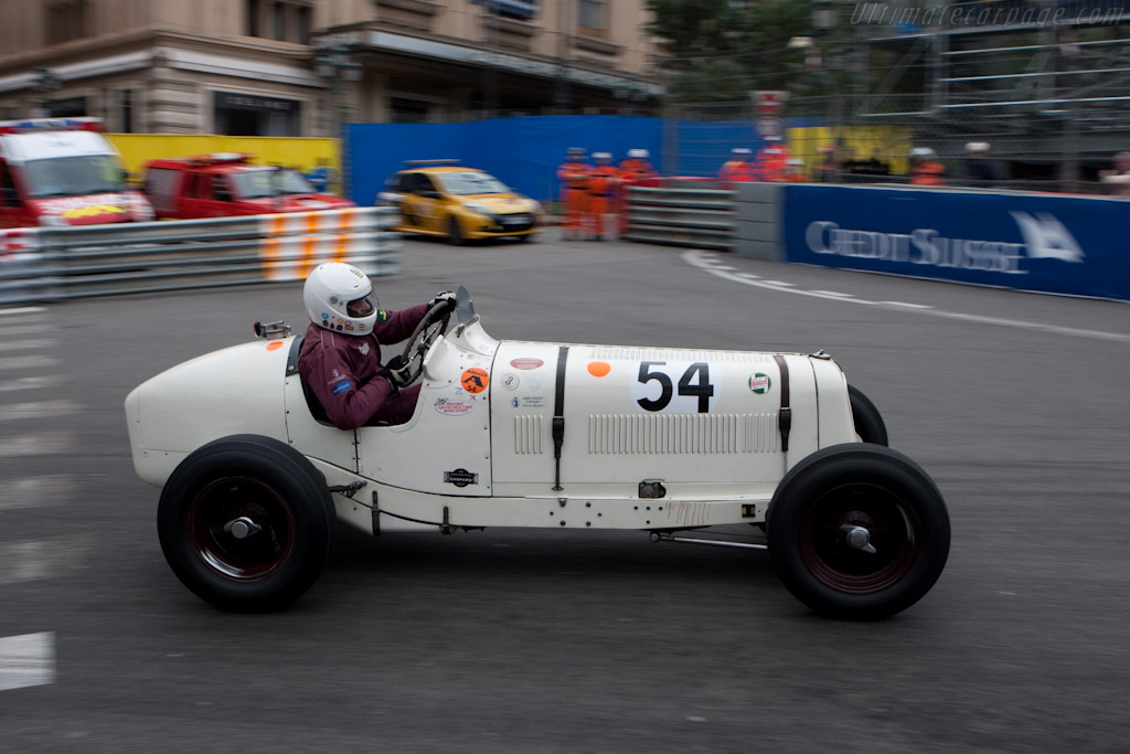 ERA R9B - Chassis: R9B   - 2010 Monaco Historic Grand Prix