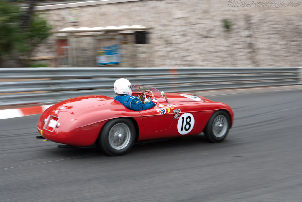 Ferrari 166 MM - Chassis: 0034M   - 2010 Monaco Historic Grand Prix
