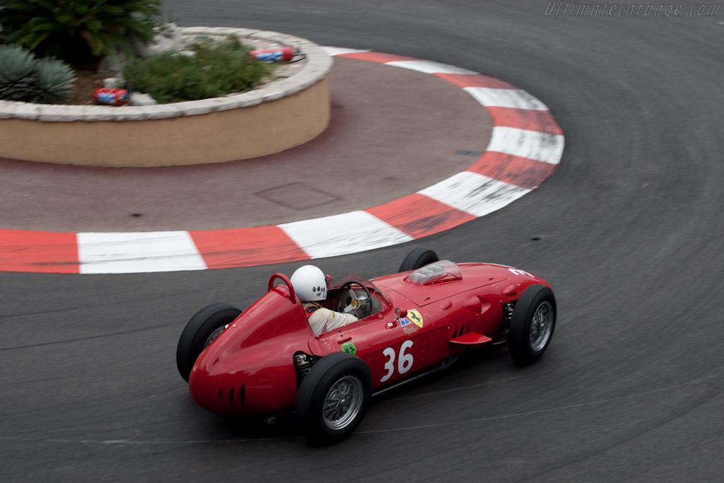 Ferrari 246 Dino F1 - Chassis: 0007   - 2010 Monaco Historic Grand Prix
