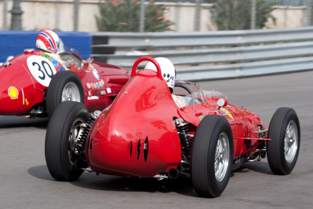 Ferrari 246 Dino F1    - 2010 Monaco Historic Grand Prix
