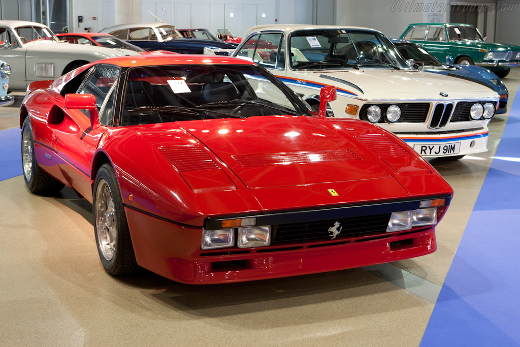 Ferrari 288 GTO - Chassis: 52725   - 2010 Monaco Historic Grand Prix