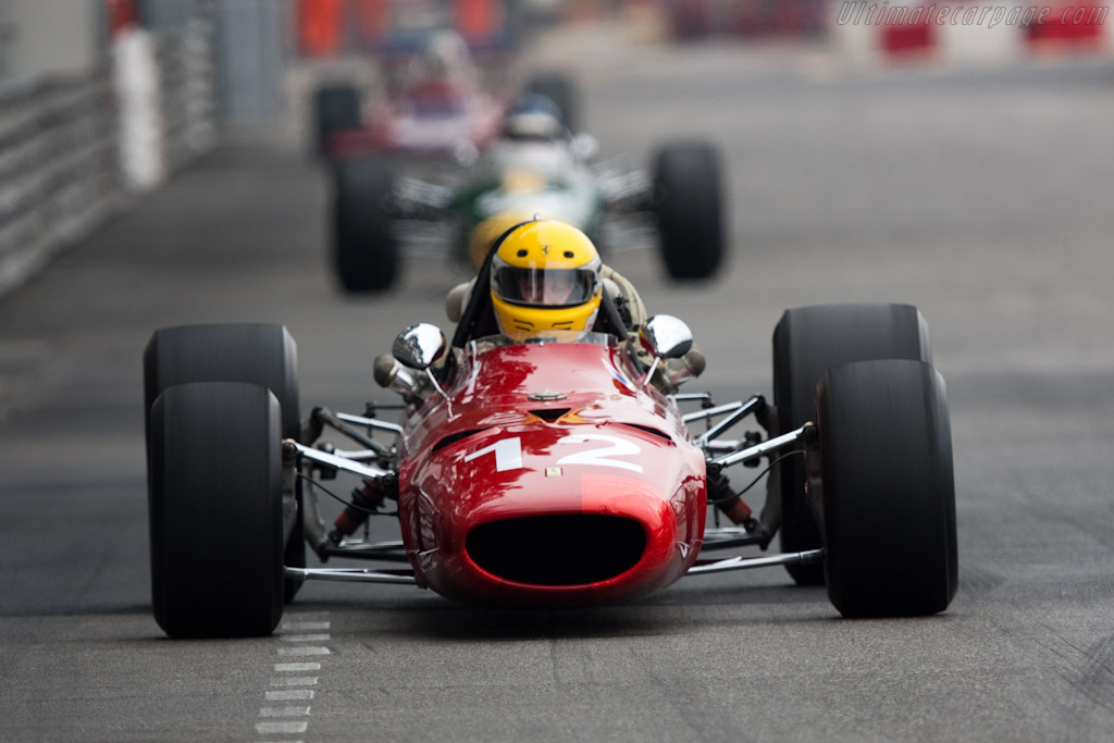 Ferrari 312 F1 - Chassis: 0007   - 2010 Monaco Historic Grand Prix