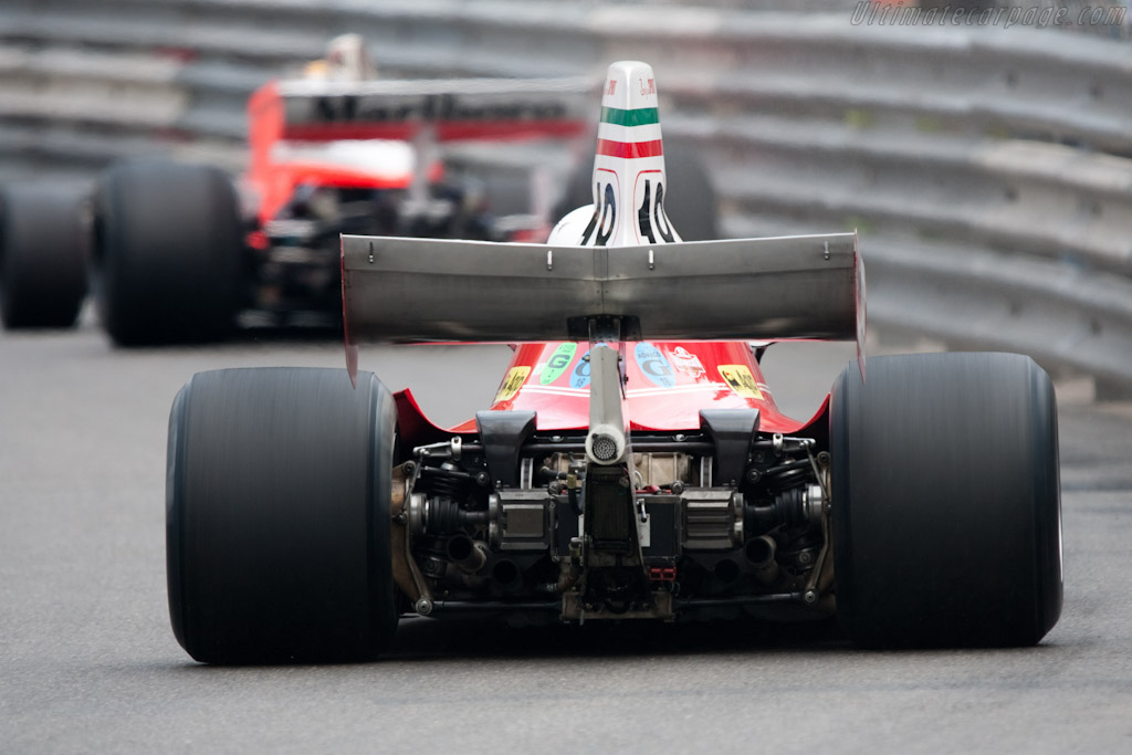 Ferrari 312 T - Chassis: 018   - 2010 Monaco Historic Grand Prix