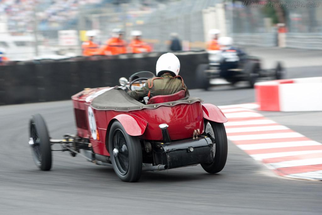 Frazer Nash Supersports    - 2010 Monaco Historic Grand Prix