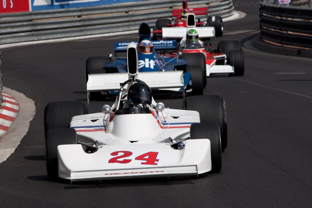 Hesketh 308    - 2010 Monaco Historic Grand Prix