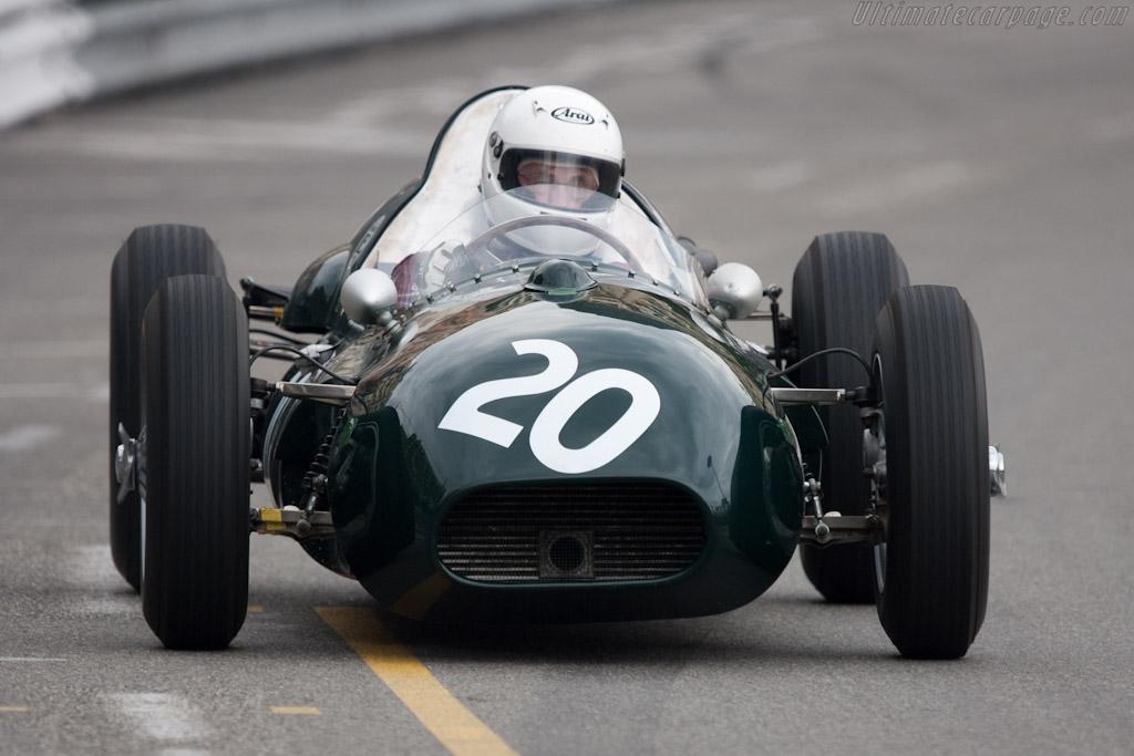 JBW Maserati    - 2010 Monaco Historic Grand Prix