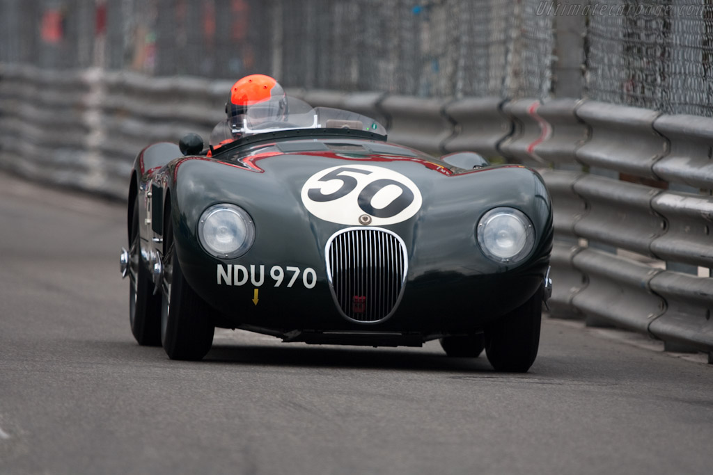 Jaguar C-Type - Chassis: XKC 037   - 2010 Monaco Historic Grand Prix