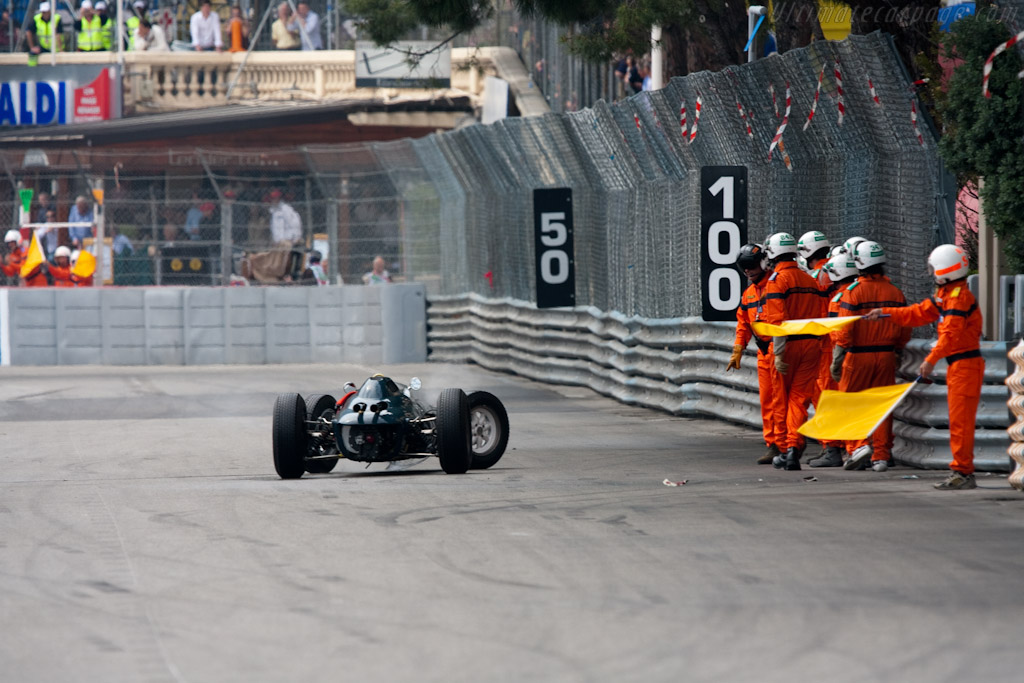 Lola Mk4 - Chassis: BRGP42   - 2010 Monaco Historic Grand Prix