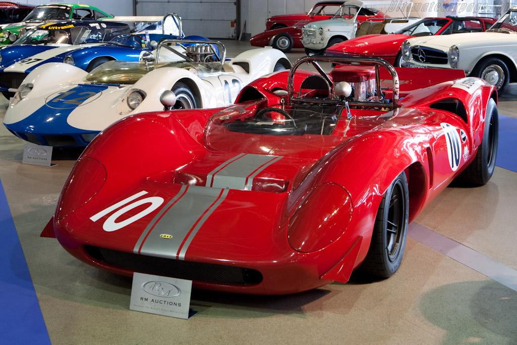 Lola T70 Mk I Spider - Chassis: SL70/1  - 2010 Monaco Historic Grand Prix