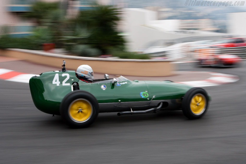 Lotus 16 - Chassis: 364   - 2010 Monaco Historic Grand Prix