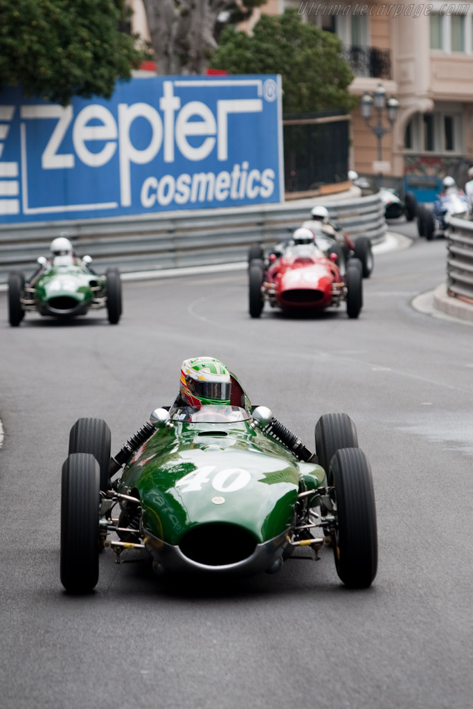 Lotus 16 - Chassis: 364   - 2010 Monaco Historic Grand Prix
