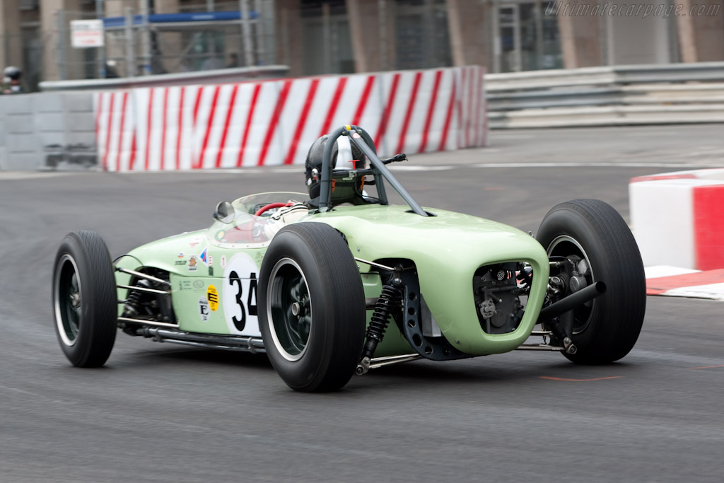 Lotus 18    - 2010 Monaco Historic Grand Prix
