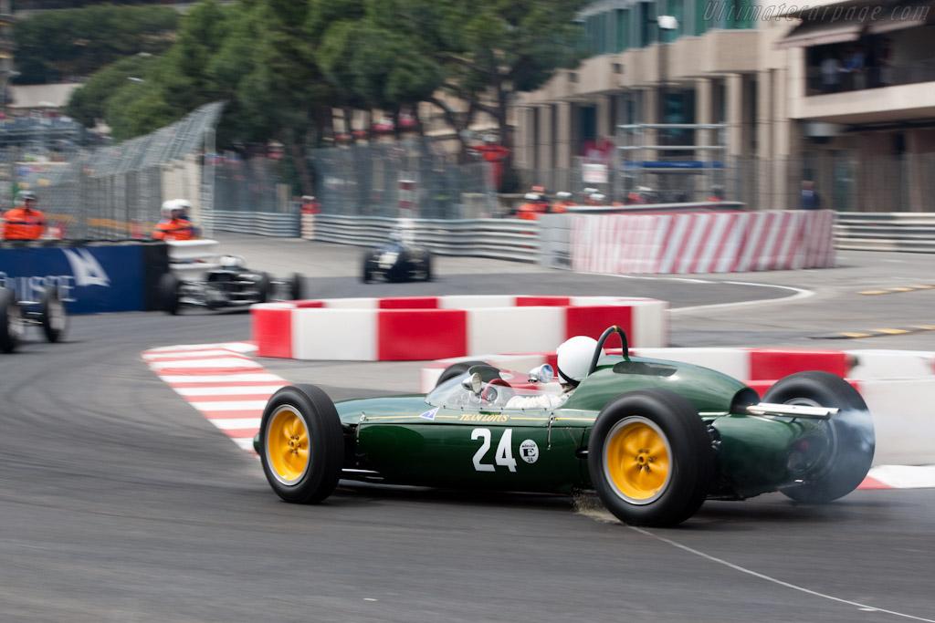 Lotus 24    - 2010 Monaco Historic Grand Prix
