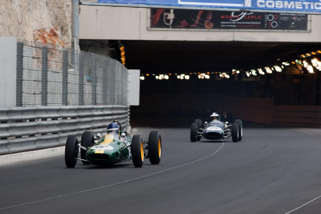 Lotus 25 - Chassis: R3   - 2010 Monaco Historic Grand Prix