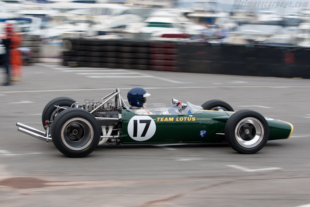 Lotus 49 - Chassis: R2   - 2010 Monaco Historic Grand Prix