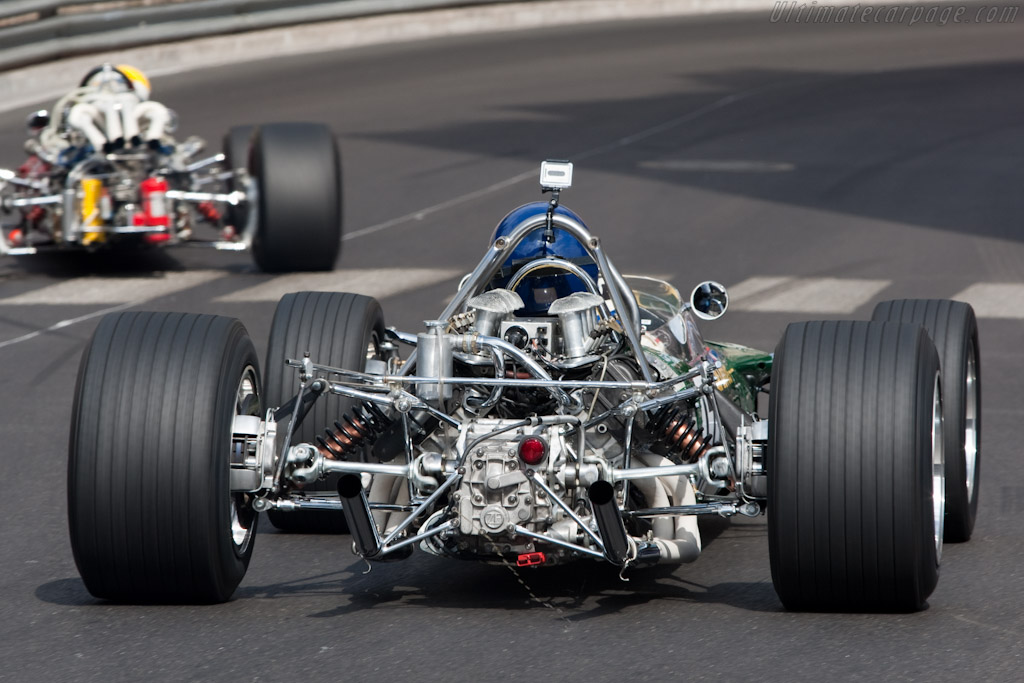 Lotus 49    - 2010 Monaco Historic Grand Prix