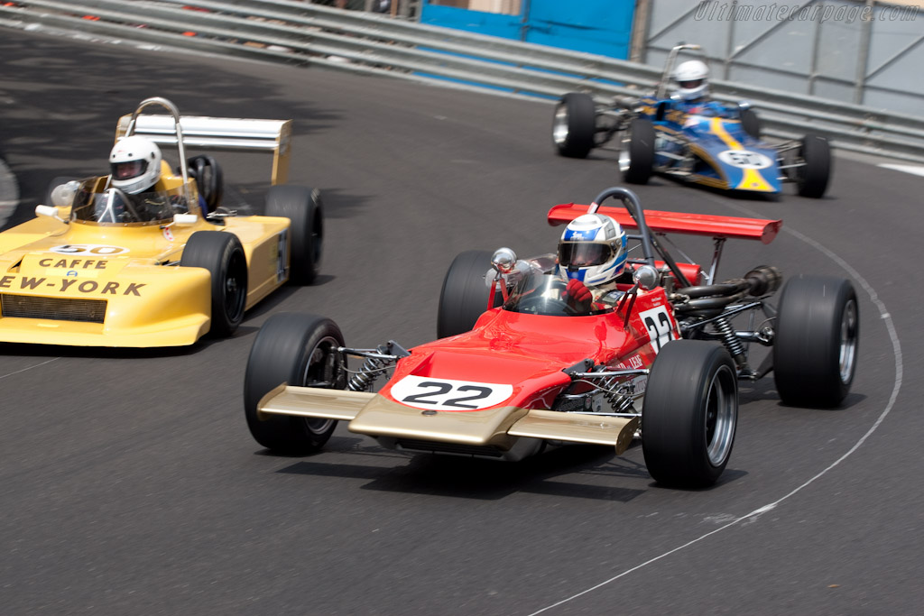 Lotus 69 - Chassis: 7169-5-F3   - 2010 Monaco Historic Grand Prix