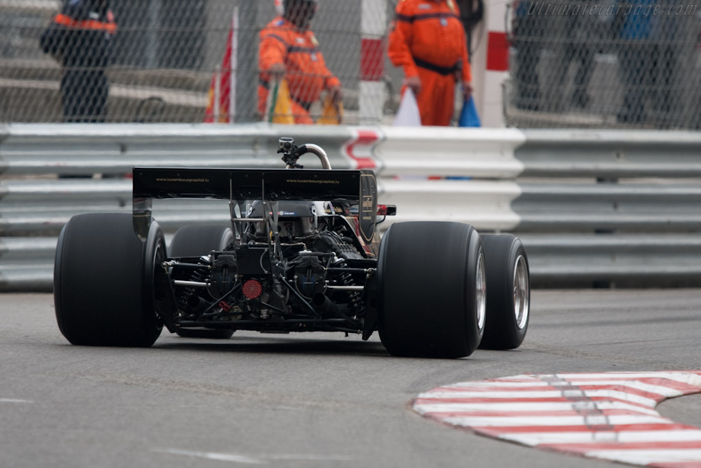 Lotus 77 - Chassis: JPS12   - 2010 Monaco Historic Grand Prix