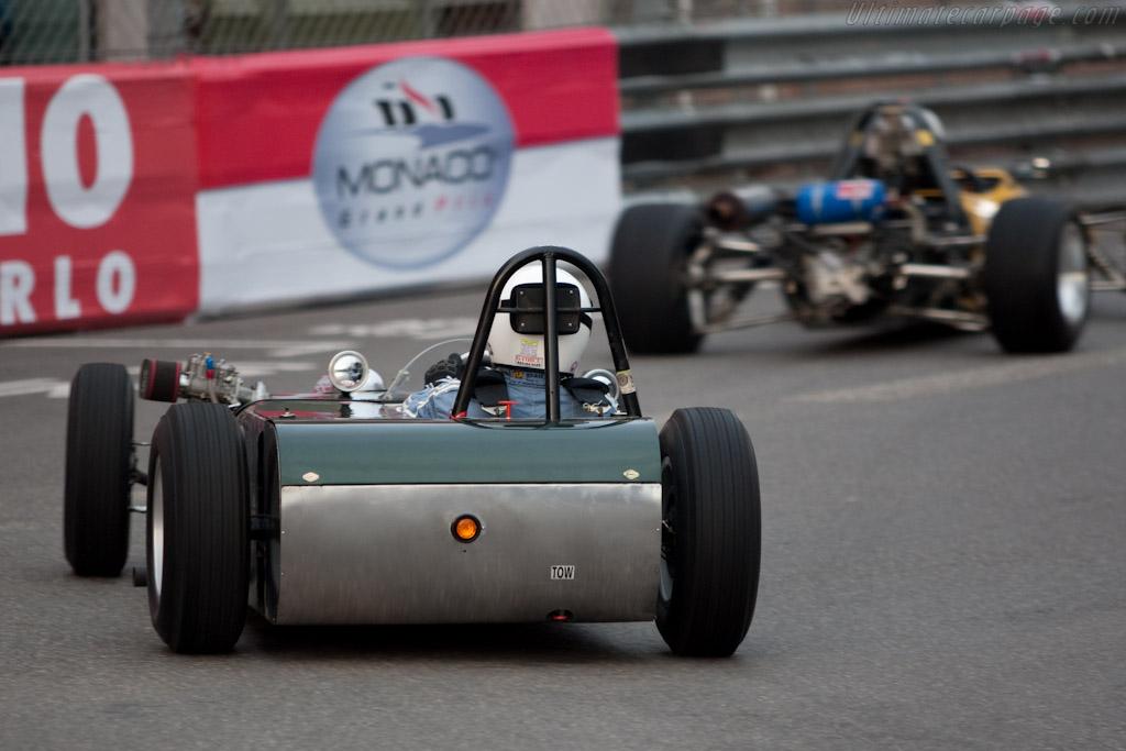 Mallock Mk4    - 2010 Monaco Historic Grand Prix