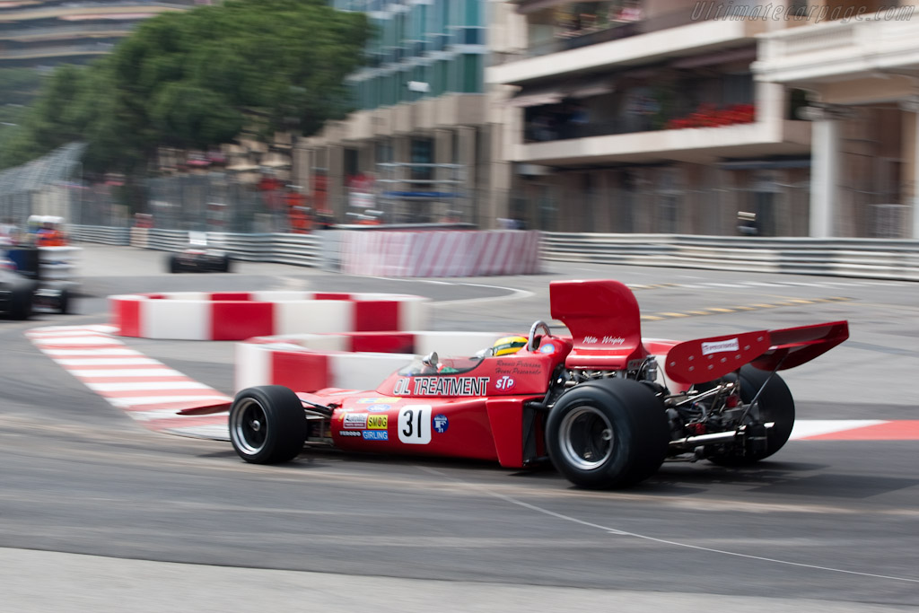 March 711 - Chassis: 711-3 - Driver: James Hanson  - 2010 Monaco Historic Grand Prix