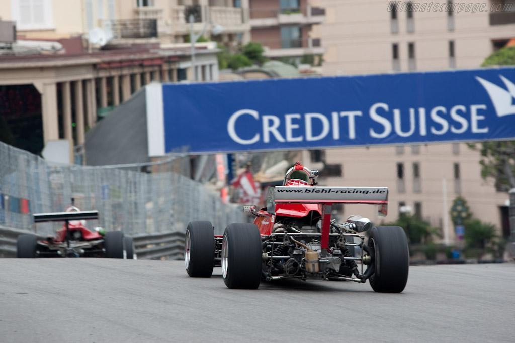March 753    - 2010 Monaco Historic Grand Prix