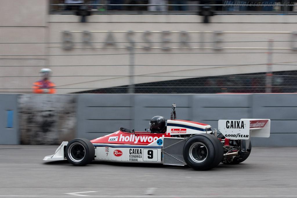 March 761B - Chassis: 761B-3 - Driver: Charlie Nearburg  - 2010 Monaco Historic Grand Prix