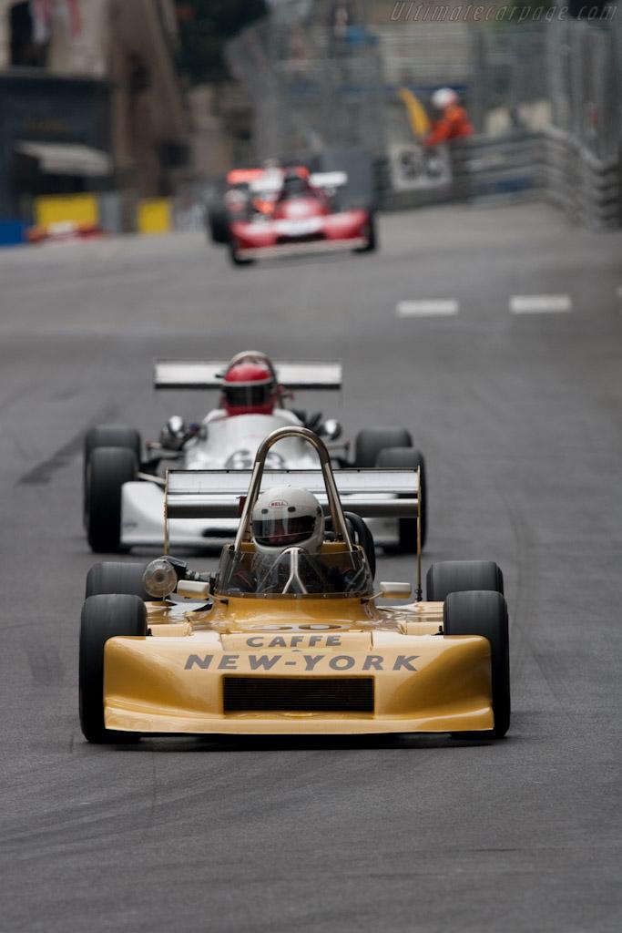 March 793    - 2010 Monaco Historic Grand Prix
