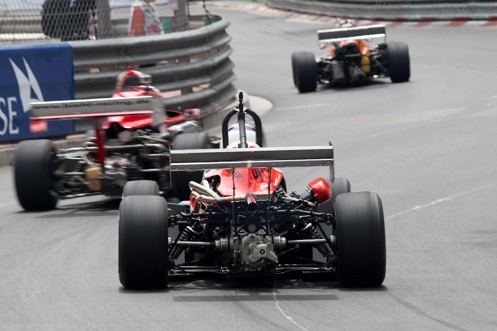 Martini Mk34    - 2010 Monaco Historic Grand Prix