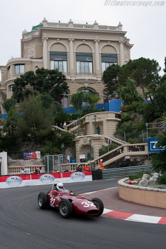 Maserati 250 F 'Off Set' - Chassis: 2525   - 2010 Monaco Historic Grand Prix