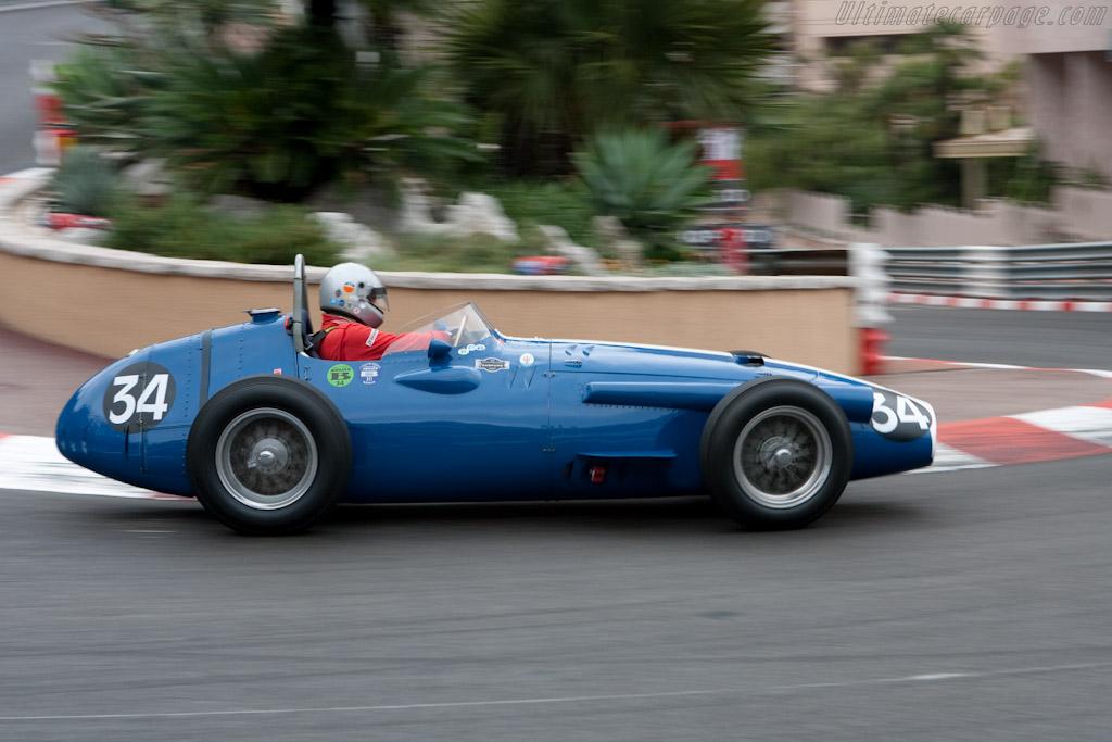 Maserati 250 F 'Piccolo' - Chassis: 2534   - 2010 Monaco Historic Grand Prix